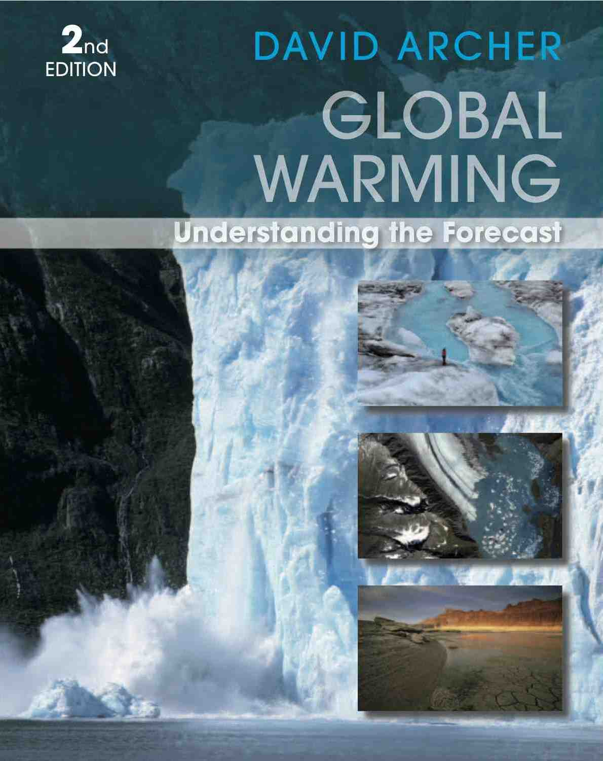 our books realclimate
